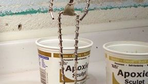 CREATING a FIGURE ARMATURE FOR SCULPTURE