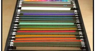 HOW TO ORGANIZE PAPER and CARDSTOCK (Paper Organization Series)