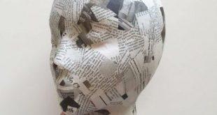 23+ Ideas For Diy Paper Mache Vase Tutorials