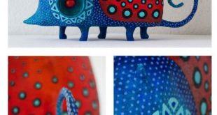 ABOUT ME - GustavoRamirezCruz Paper Mach Artist #papermachecrafts #paper #mache ...
