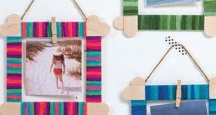 Aftershool Kids Crafts - Bunte Bastelarbeiten sind unterhaltsame Möglichkeiten für