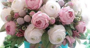 ©Charmé / paper flowers