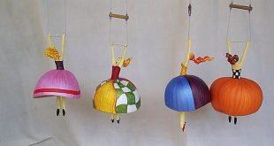 Gina Celeghini, Minas Gerais, Brazil. What if you put the figure into a jar? It...
