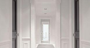 Grey doors/rugs