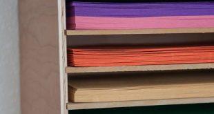 Life Saver DIY Paper Organizer