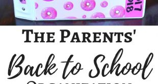 The Parents' Back to School Organization Binder - Paper Clutter Keeper